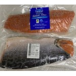 Tasmanian Salmon whole fillet skin on